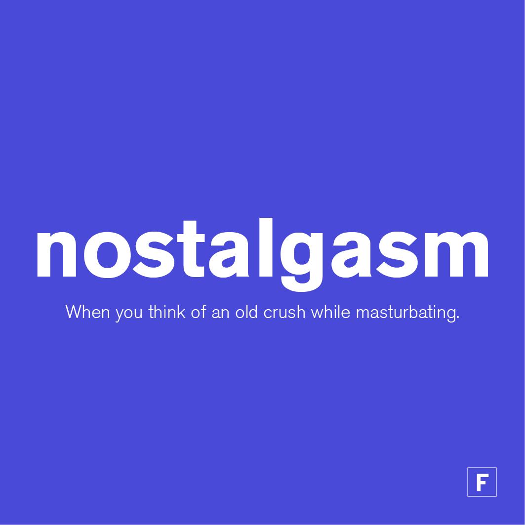nostalgasm